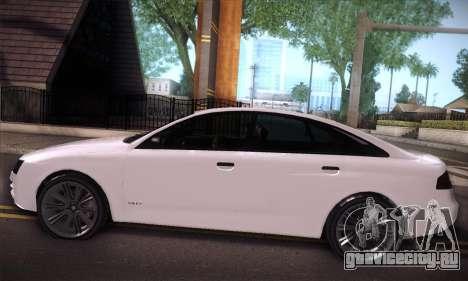 GTA V Tailgater для GTA San Andreas