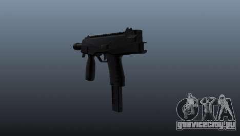 Автоматический пистолет TMP для GTA 4 второй скриншот