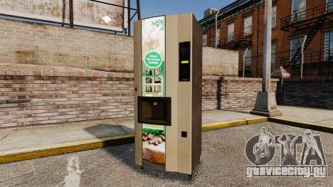 Новые торговые автоматы для GTA 4 третий скриншот