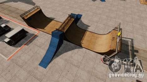 Трюк-парк для GTA 4