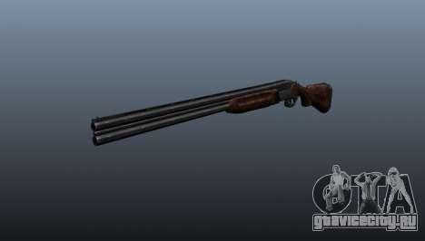 Двуствольное ружьё ТОЗ-34 для GTA 4