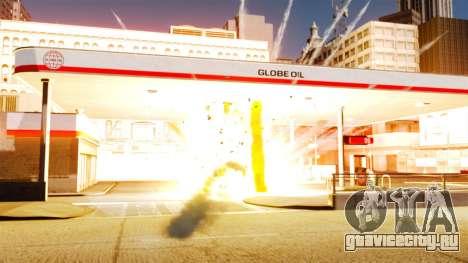 Новая настройка пожаров и взрывов для GTA 4 четвёртый скриншот