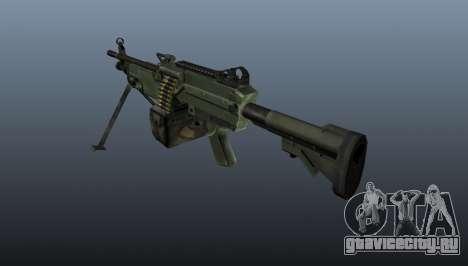 Ручной пулемёт C9 для GTA 4 второй скриншот