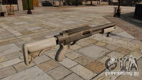 Помповое ружьё Remington 870 для GTA 4 второй скриншот