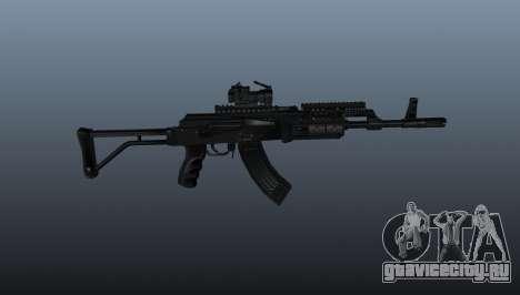 Автомат AK Sopmod 4 для GTA 4 третий скриншот