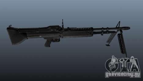 Единый пулемёт M60 для GTA 4 третий скриншот