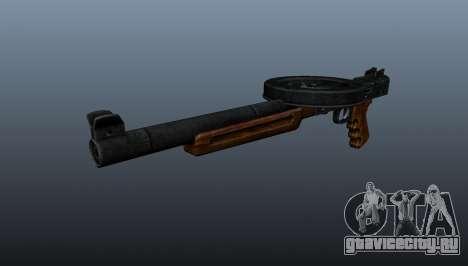 Пистолет-пулемёт Silenced SMG для GTA 4