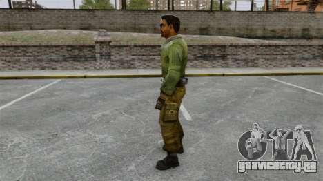 Ближневосточный террорист Elite Crew для GTA 4 второй скриншот