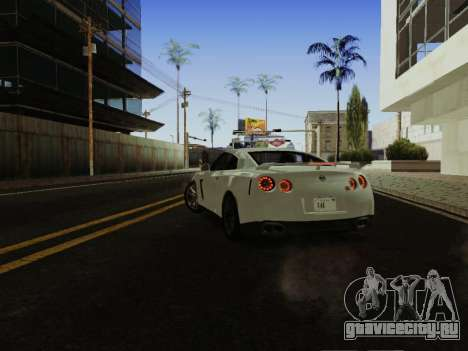 SA_RaptorX v 1.0 для слабых ПК для GTA San Andreas четвёртый скриншот