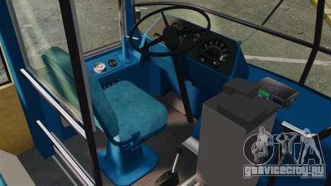GM TDH 5303 v1 для GTA 4 вид сзади
