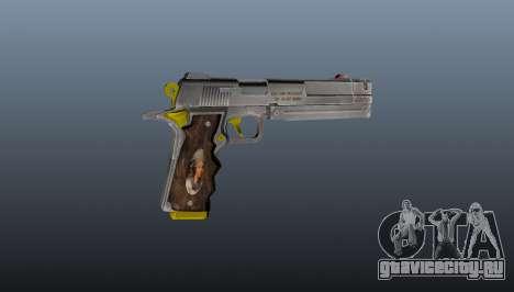 Пистолет Ivory для GTA 4 третий скриншот
