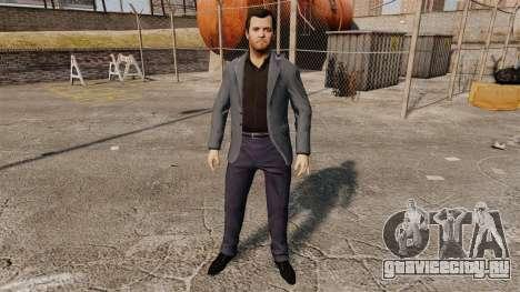 Майкл де Санта для GTA 4