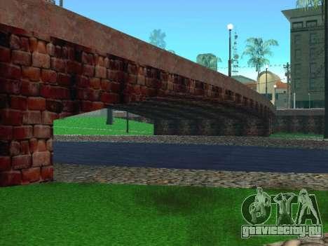 Glen Park для GTA San Andreas второй скриншот