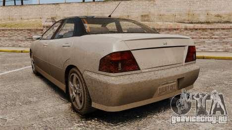 Новая грязь на транспорте для GTA 4 третий скриншот