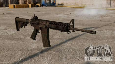Самозарядная винтовка AR-15 для GTA 4