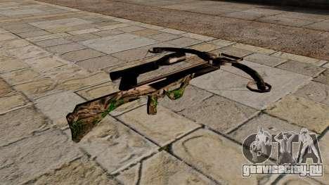 Арбалет для GTA 4 второй скриншот