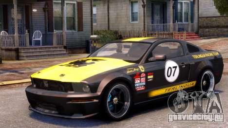 Shelby Terlingua Mustang для GTA 4