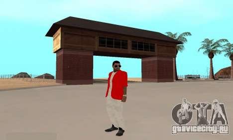 Kaney West для GTA San Andreas