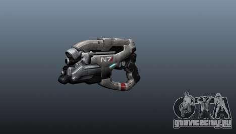 Пистолет N7 Eagle для GTA 4