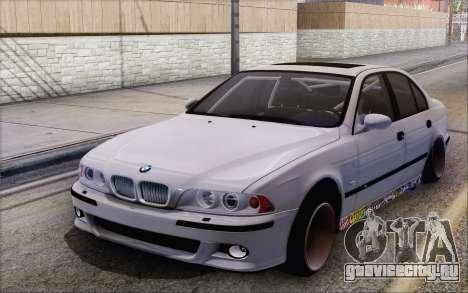 BMW M5 Street для GTA San Andreas