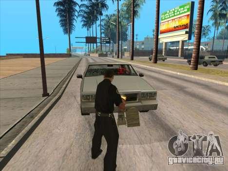 НСВТ для GTA San Andreas шестой скриншот
