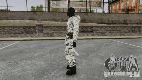 Шведский террорист Arctic для GTA 4 второй скриншот