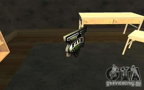 GTA V Save Icon для GTA San Andreas третий скриншот