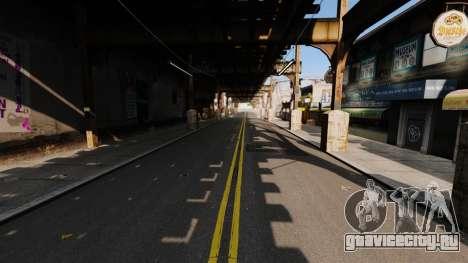 Street Race Track для GTA 4 второй скриншот
