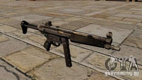 Пистолет-пулемёт MP5 для GTA 4