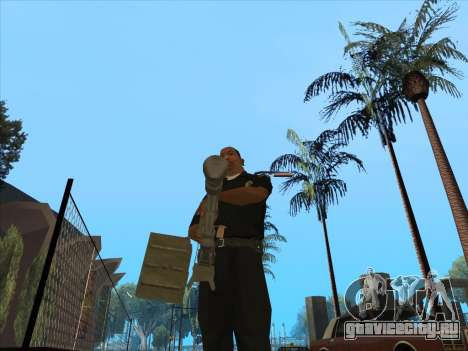 НСВТ для GTA San Andreas второй скриншот