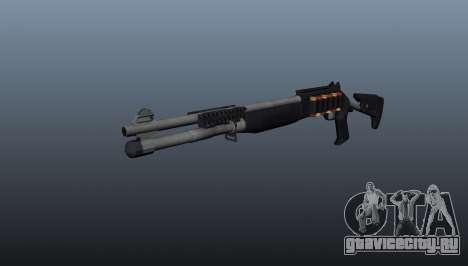 Самозарядное ружьё M1014 для GTA 4