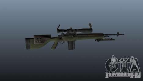 Снайперская винтовка ОСВ-96 для GTA 4 третий скриншот