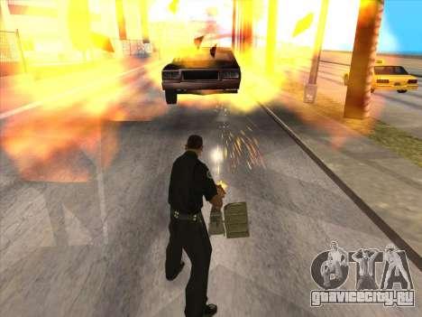 НСВТ для GTA San Andreas седьмой скриншот