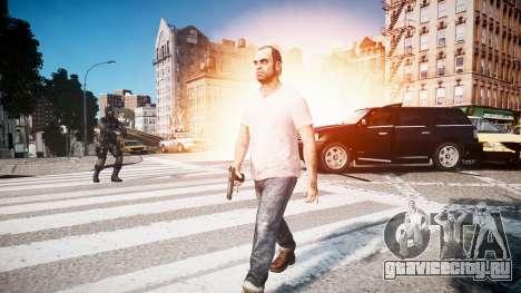 Trevor Fillips from GTA V для GTA 4 третий скриншот