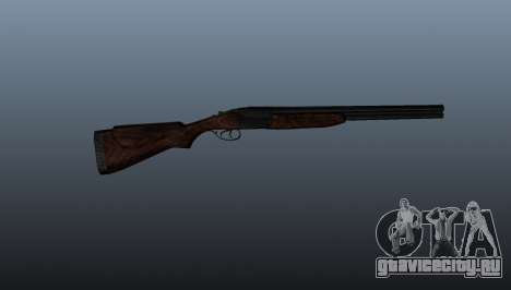 Двуствольное ружьё ТОЗ-34 для GTA 4 третий скриншот