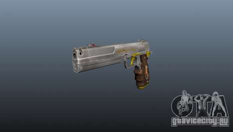 Пистолет Ivory для GTA 4