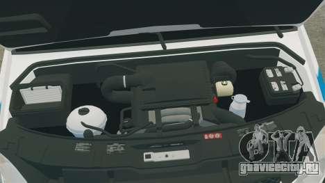 Mercedes-Benz Sprinter 2500 Prisoner Transport для GTA 4 вид изнутри