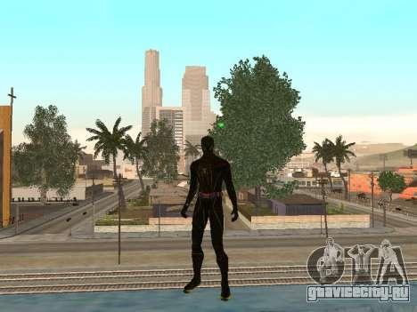 Человек-паук для GTA San Andreas второй скриншот