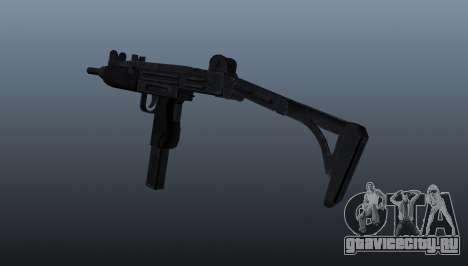 Пистолет-пулемёт IMI Uzi для GTA 4 второй скриншот