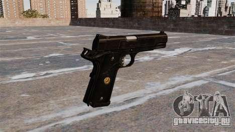 Пистолет M1911A1 для GTA 4 второй скриншот