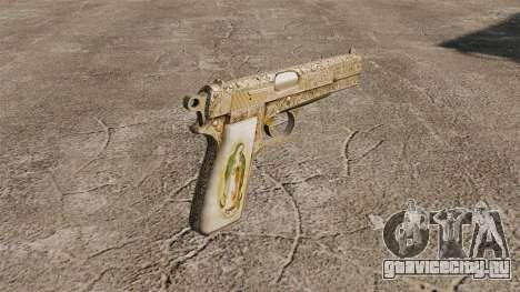 Пистолет Maria для GTA 4 второй скриншот
