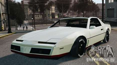Pontiac Trans Am 1982 Beta v0.1 для GTA 4