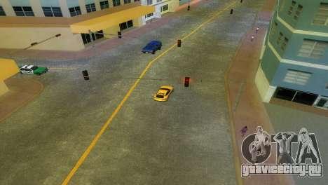 Vice City HD Road для GTA Vice City