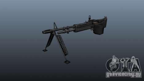 Единый пулемёт M60 для GTA 4