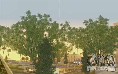Behind Space Of Realities - Cursed Memories для GTA San Andreas второй скриншот