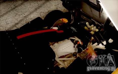 Pagani Zonda Cinque для GTA San Andreas колёса