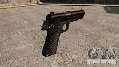 Пистолет Colt M1911 v1 для GTA 4 второй скриншот