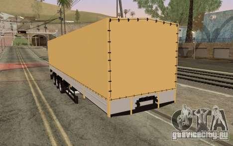 НефАЗ из ДБ2 для GTA San Andreas