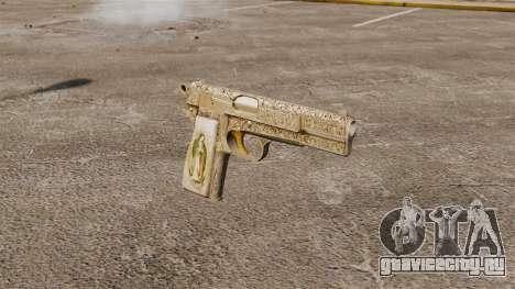 Пистолет Maria для GTA 4