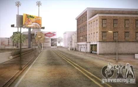 No traffic для GTA San Andreas второй скриншот